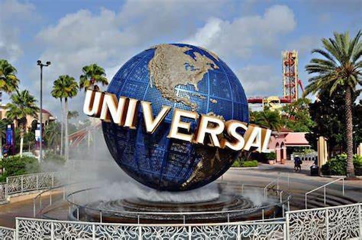 NEAR TO UNIVERSAL STUDIOS