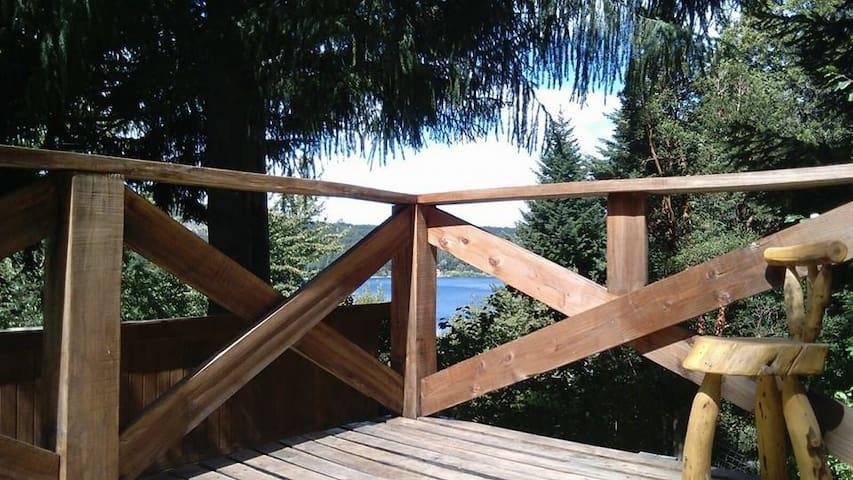 Cabaña Noscoshue - San Carlos de Bariloche - Nature lodge