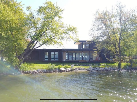 NEW LISTING! Lakeside Oasis-Gorgeous Sunsets!