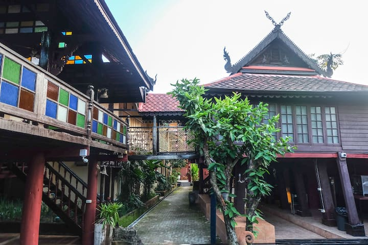 3AB, Timeless House At Donpin 8 Lanna Style 2 BR