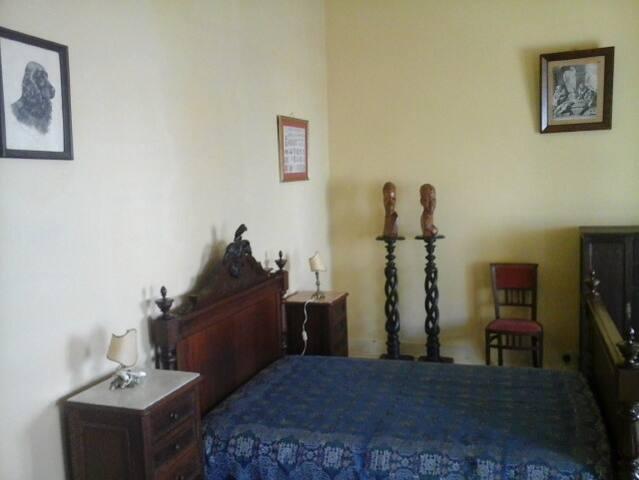 Uma casa pronta a receber-vos