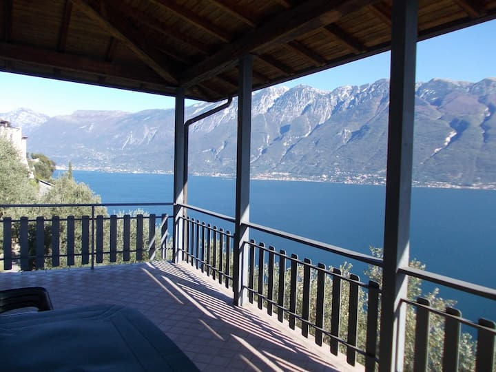 Villa Venturelli sul Garda