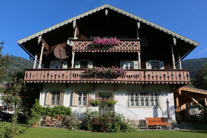 Villa Zeppelin, a chalet with atmosphere - Bramberg am Wildkogel - อพาร์ทเมนท์