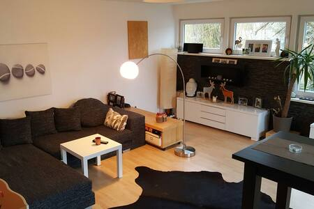 Gemütliche 2 Wgh in ruhiger Lage - Laatzen - Lejlighed