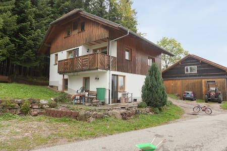 A four-person holiday accommodation in a tranquil hamlet.
