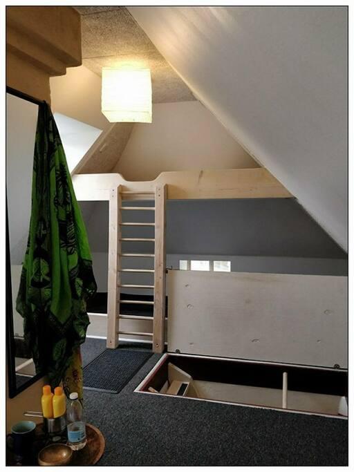 1. floor/Bed room