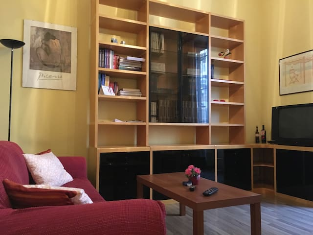 Near City center/station/sea - Catania - Appartement