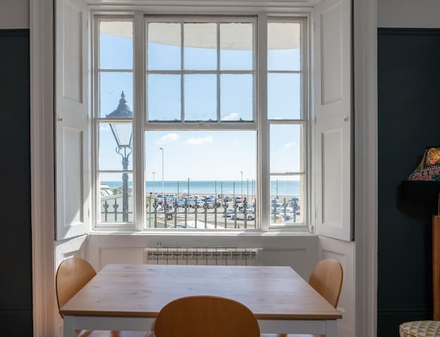 SEA VIEW, OLD TOWN, STYLISH APARTMENT