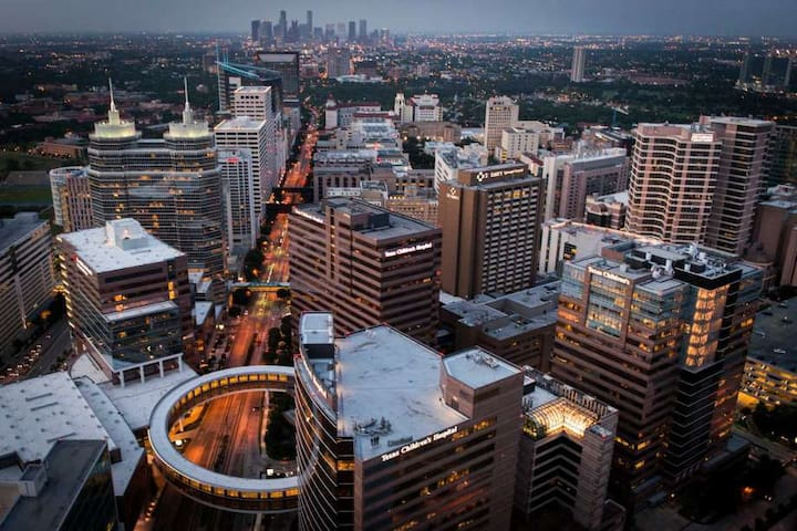 Texas medical center Furnished Apartments