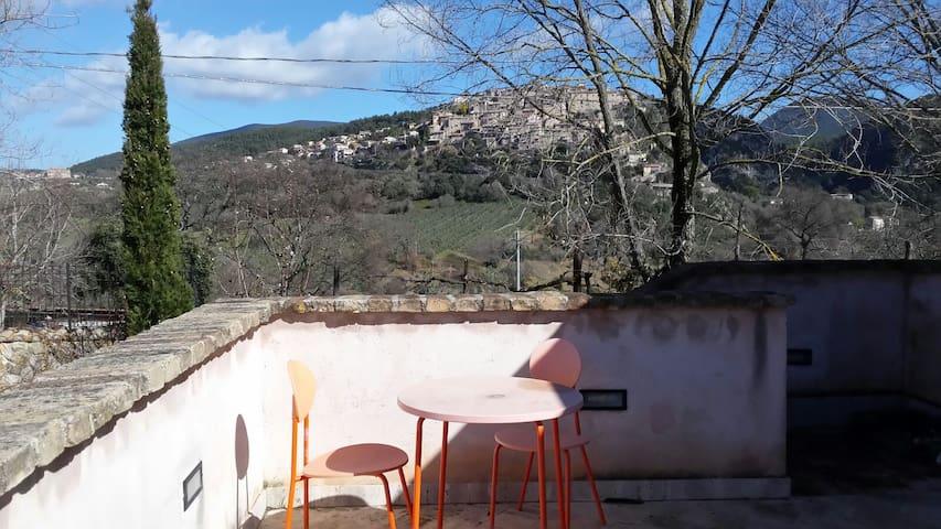 Casa rustica tra gli ulivi - Santa Maria della Neve