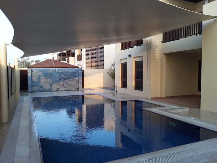 Royal Sea View Villa with Private Pool