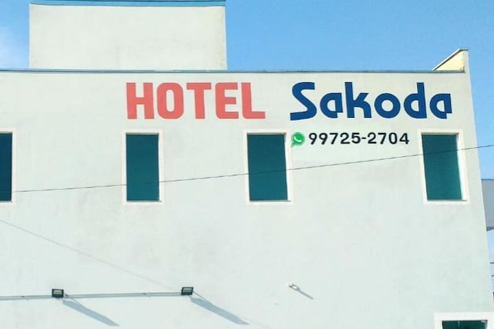 Hotel Pousada Sakoda 2