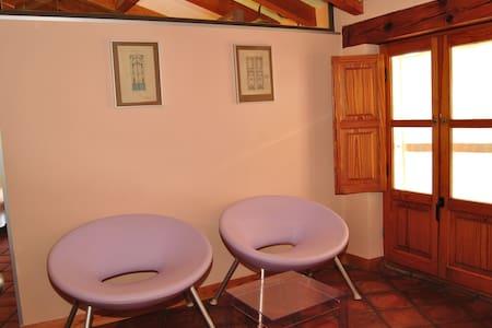 Habitación cerca de Madrid Aranjuez Toledo Cuenca - Belmonte de Tajo - Hostel
