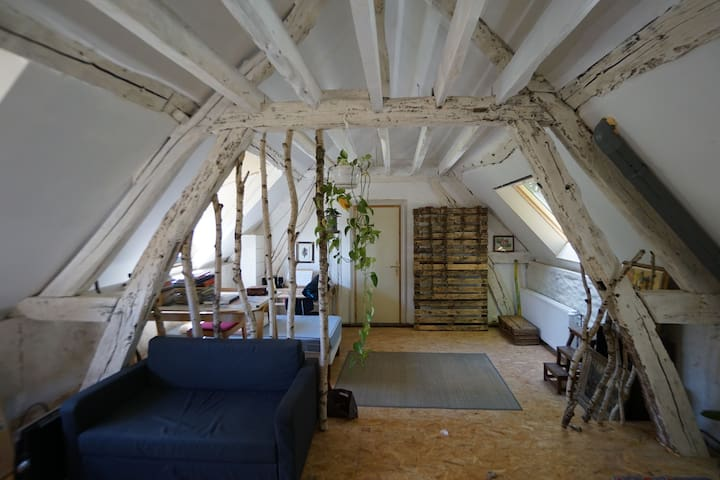 Cosy countryside house close to Giverny