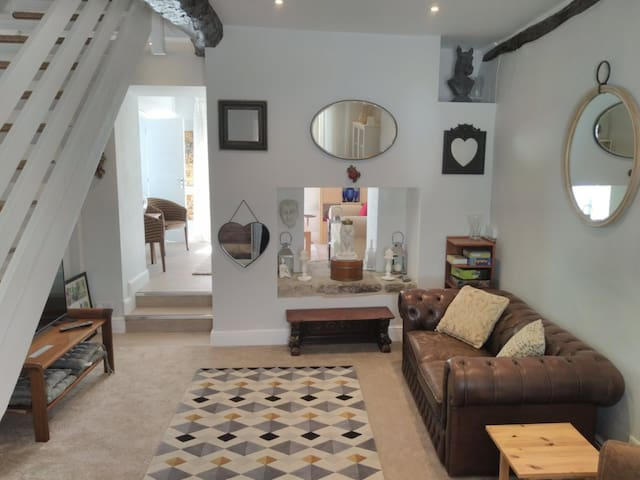 Spacious Town House set in the heart of Chagford