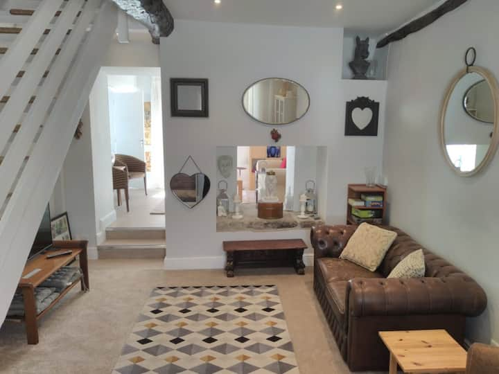 Spacious House set in the heart of Chagford