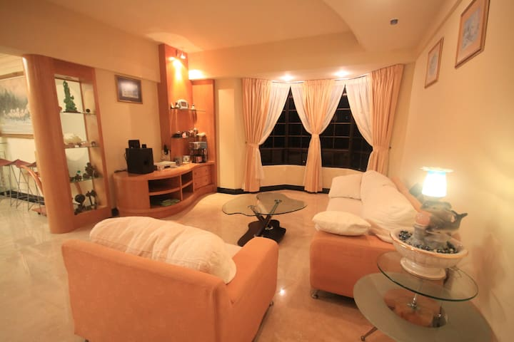 3 bedrooms Gohtong Jaya Genting Mawar Apartment - Genting Highlands