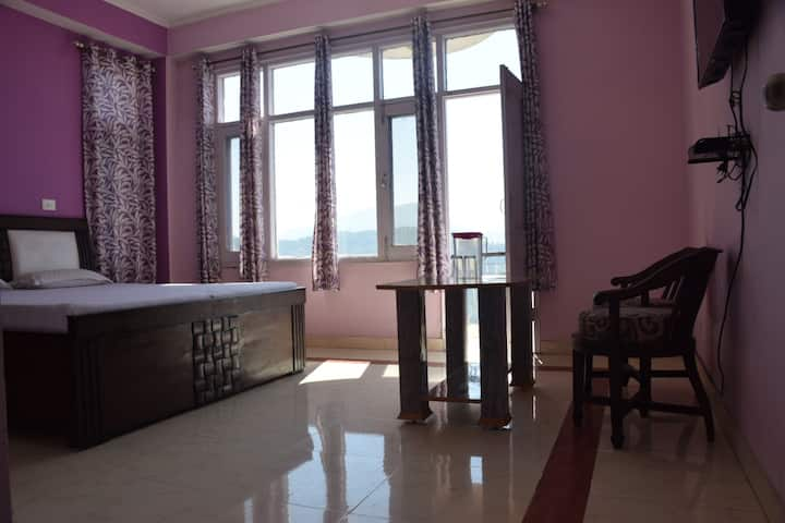 Moksh Hotel With Standard Room
