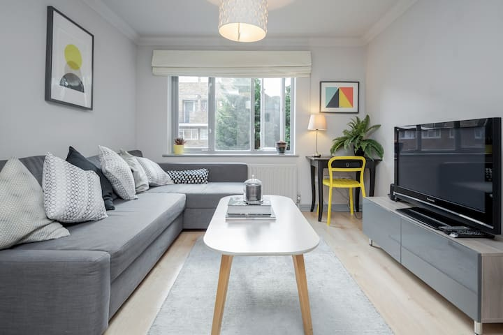 The perfect base in Hoxton/Shoreditch - 2bed flat