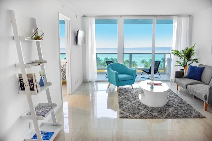 Seacoast Suites Deluxe 2 Bedroom Suite Ocean View