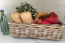Delicious Breakfast Basket