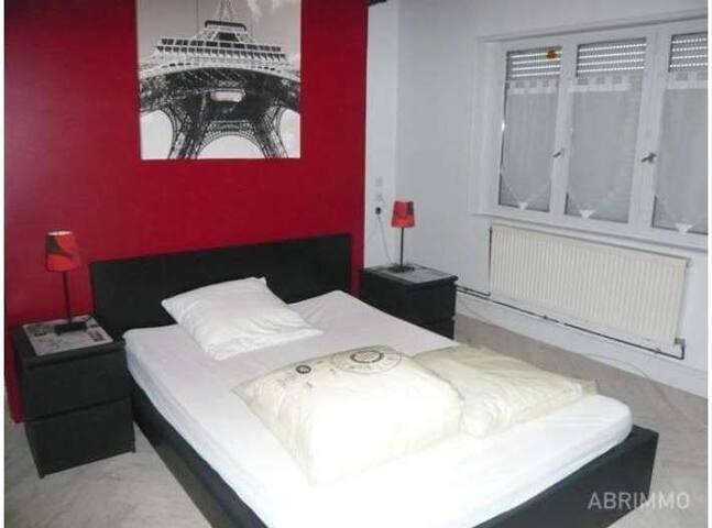 Appartement indépendant et cosy 55m2