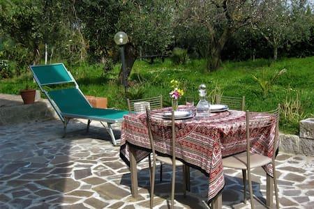 Nuovissimo bilocale giardino e piscina al mare - Vada - Pis