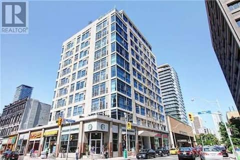 Large apt. DWTN Toronto by Wellesley subway