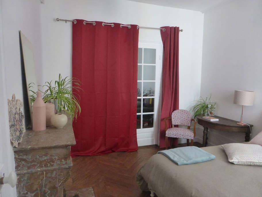 La petite chambre rose