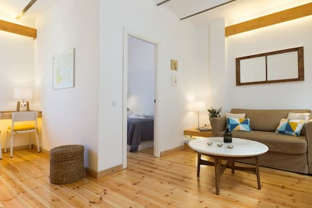 Cozy apartment in the centre of Gracia