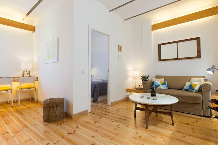 Cozy apartment in the centre of Gracia
