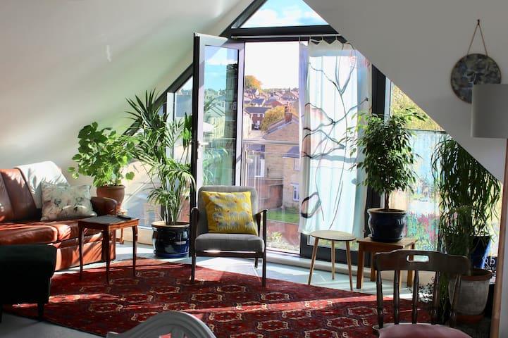 The Malthouse Penthouse , Alnwick, Northumberland