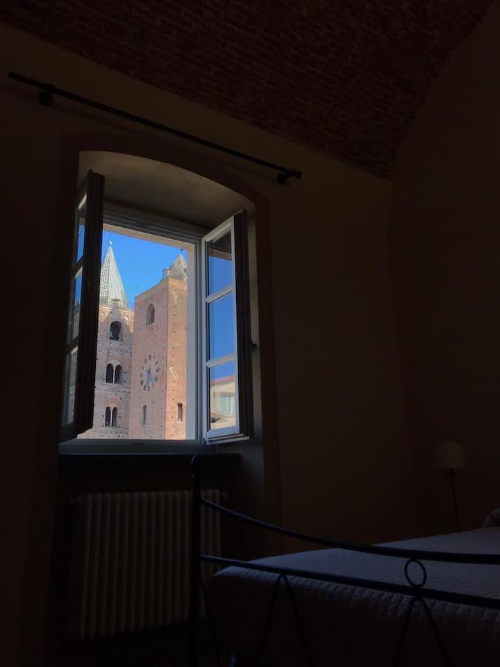 Cà di Dà... In the ancient tower