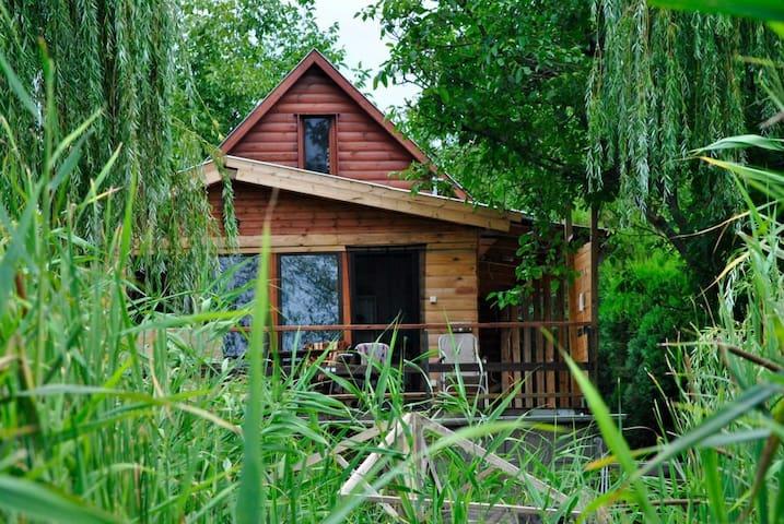 Vízparti horgásztanya - Taksony - House