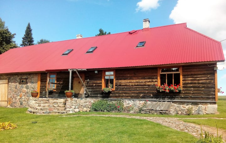 Peaceful and homely place in Tartumaa
