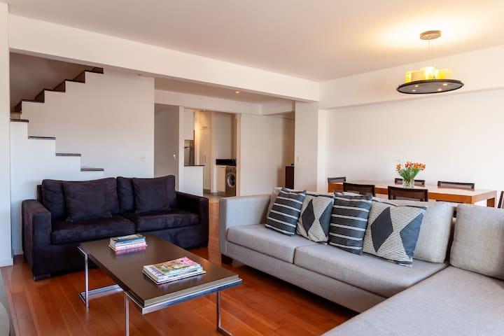 DUPLEX con 3 cuartos en suite PUERTO MADERO