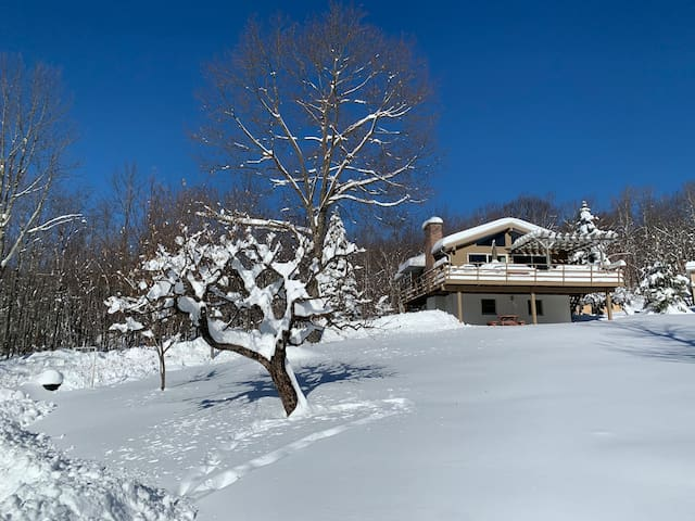 Big 2BR, With Amazing Views of Hunter Mountain