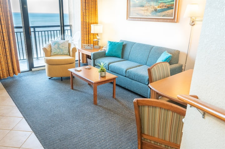 ⭐Penthouse! Ocean Front! Close to Alabama Theatre, House of Blues, Tanger Outlet