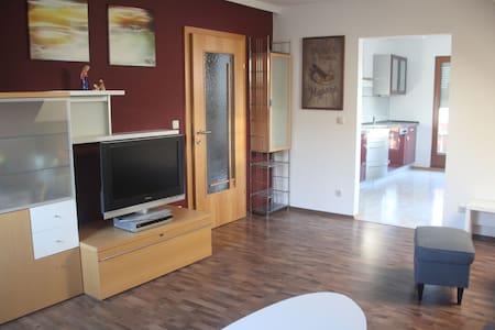 Ruhige Wohnung am Dresdner Stadtrand - Freital - Apartemen