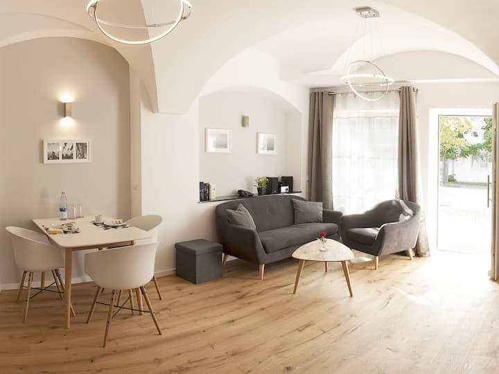 Appartementhaus Angelika, (Lindau am Bodensee), E Arlberg, 45 qm, 1 Schlafzimmer, max. 2 Personen