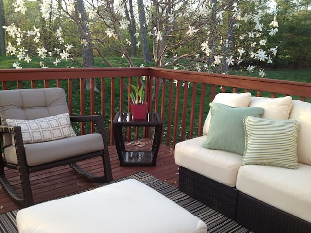 B: Great for Singles/Couples/Business Travelers - West Chester - Casa
