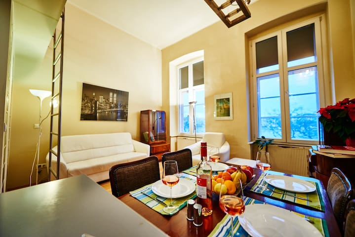 Flat with spectacular panorama - Budapest - Departamento