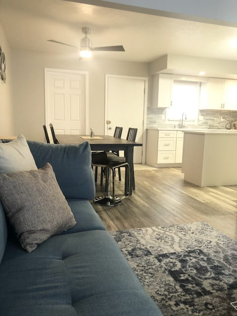 NEWLY Renovated Private Townhouse