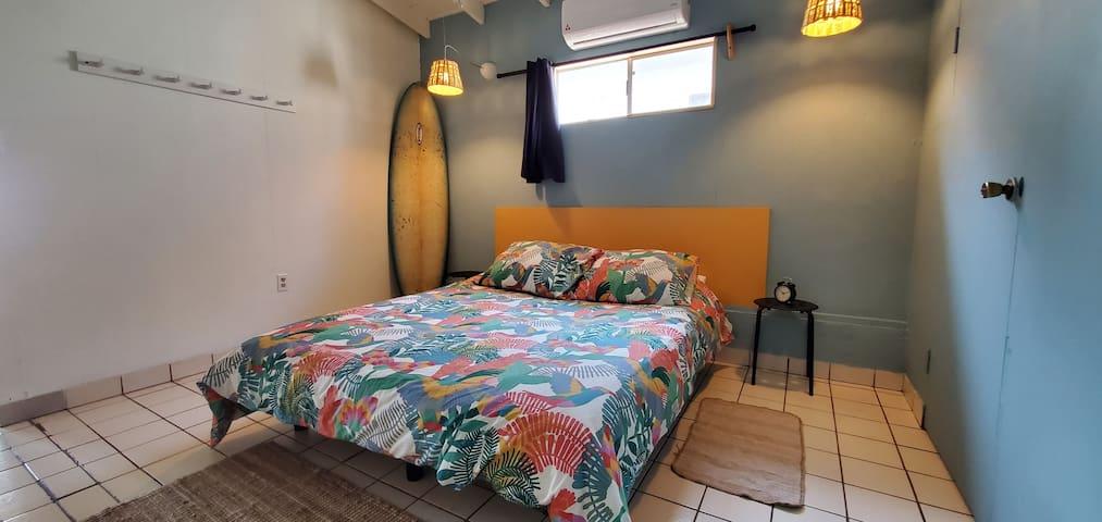 Main bedroom - Recamara Principal