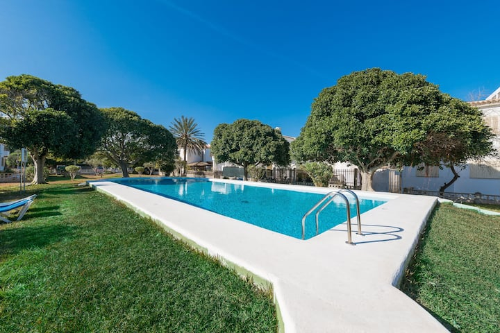 ROPIT - Apartment with shared pool in Port d'alcúdia. Free WiFi
