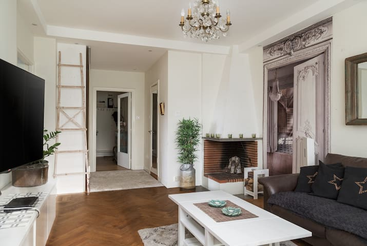 Stylish 2 BR Flat in the best area of Kungsholmen