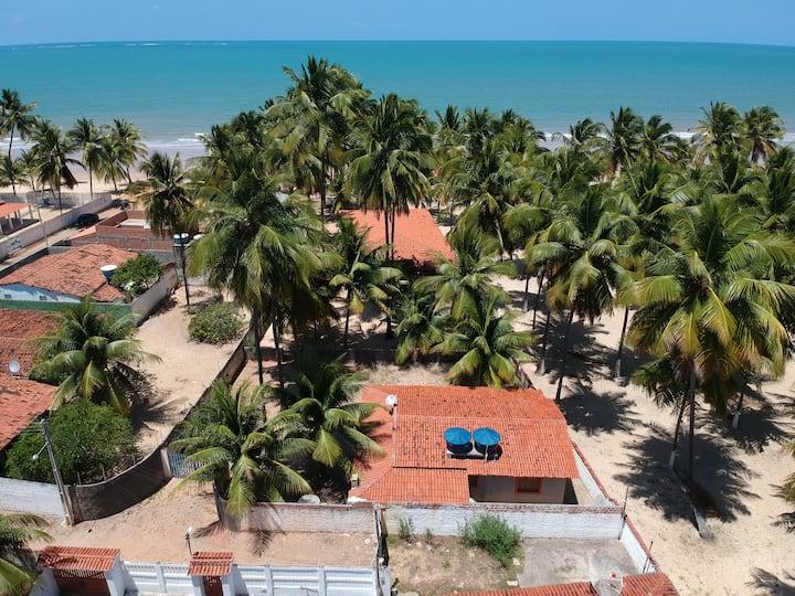 Casa Confortável - Miaí de Cima, Coruripe, Alagoas