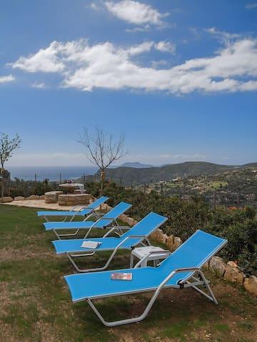 【BEST FAMILY VILLA】N유*Private Pool*Washing Machine - Triopetra, Rethymno, Crete - Villa