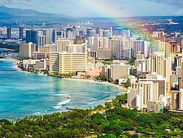 Honolulu, Clean, Nice & Safe - Honolulu - Bed & Breakfast
