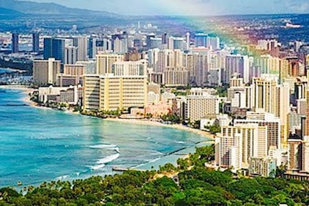 Honolulu, Clean, Nice & Safe - Honolulu